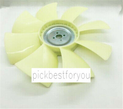 for Hitachi EX120-2/3/5/6 Fan Leaf SK120 4BD14BG1 Accessories M185C QL