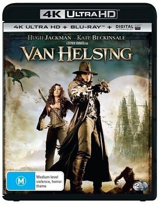 Van Helsing 4K Ultra HD : NEW UHD Blu-Ray