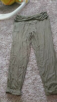 Next Maternity Trousers Size 16