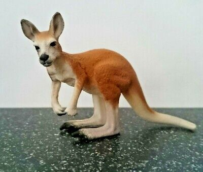 Schleich Animal Figures - Male Red Kangaroo (14607) <2010-2013>