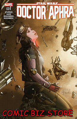 Star Wars Doctor Aphra #31 (2019) 1St Printing Witter Main Cover Marvel Comics