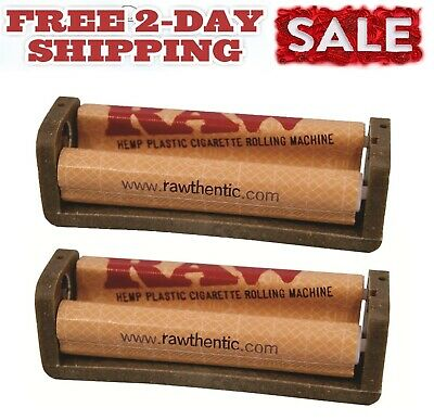 Joint Roller Machine Cigarette Fast Cigar Rolling Blunt Weed Raw Size 79mm x2PCS