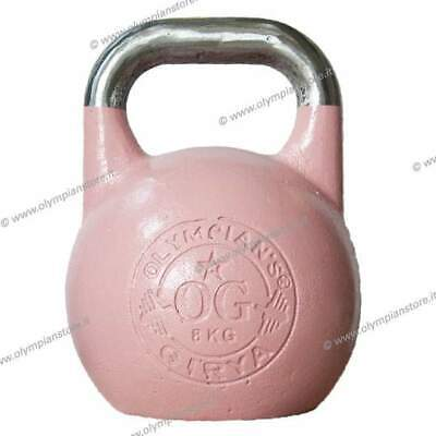Kettlebell Competition Hollow 8kg Russian Model
