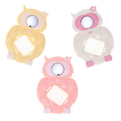 3x Cute Selfie and Close Up Lens Shot Mirror For Fujifilm Instax Mini 9 / 8