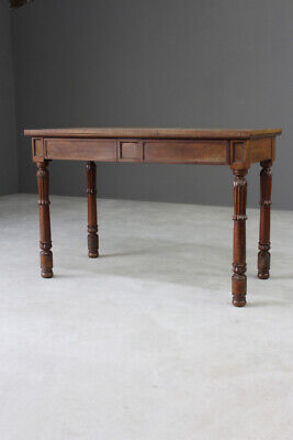 William IV Mahogany Serving Table