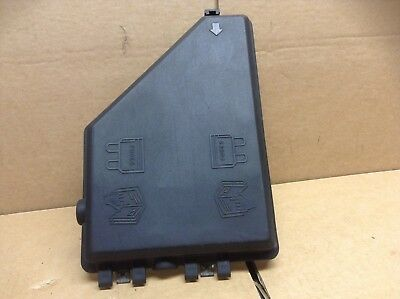 Mg Zt / Rover 75 (01-06) Engine Bay Fuse Box Lid Cover Trim, Yqh000140