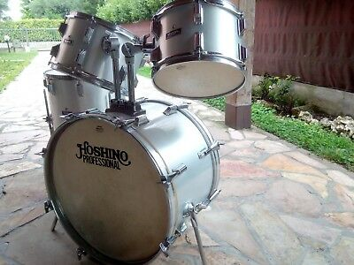 OSHINO PROFESSIONAL - TAMA DRUM SET vintage anni 70 batteria MADE in JAPAN
