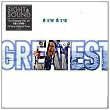 033322 Duran Duran - Greatest (Cd+Dvd) (CD) |Nuevo|