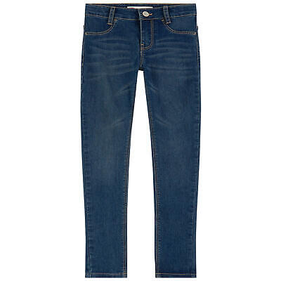 Levi's 710 Super Skinny Jeans Denim Bambina Estate  8 10 12 14 16 Anni