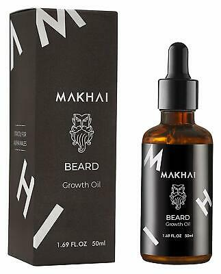 Beard Oil For Beard Growth and Moustache for Men with 21 Vital ingredients