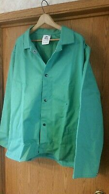 Steiner Welding Jacket XXL. 2XL. Fire resistant. New without tags.