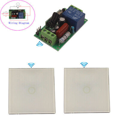 Fabulous Relay Touch Switch Channel Module Sensor Lighting Tci Capacitive Wiring Cloud Hisonuggs Outletorg