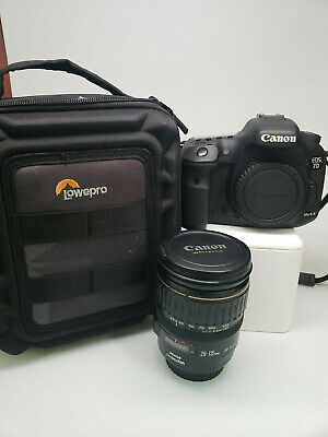 Canon EOS 7D Mark II Digital SLR Camera with 28-135mm Ultrasonic lens  - Black