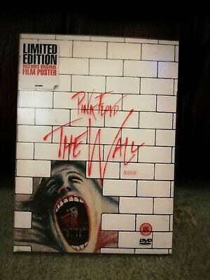 Pink Floyd - The Wall (DVD, 2006)