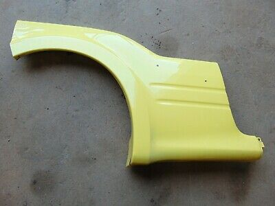 Suzuki Ignis Sport 01-07 Drivers Right Rear arch trim Panel Yellow ZY2