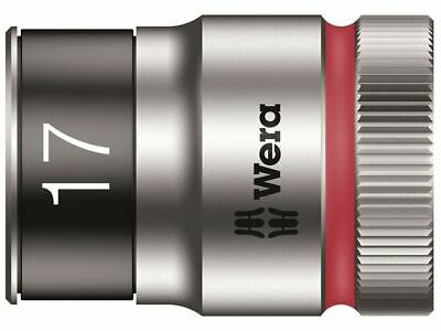 Wera - 8790 HMC HF Zyklop Bolt Holding Socket 1/2in Drive x 17mm Hex
