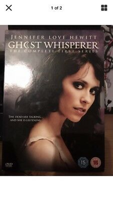 Ghost Whisperer DVD Complete Collection Season 1