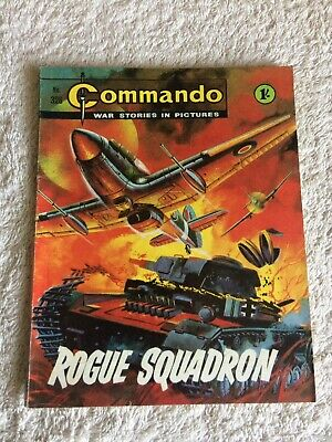 High Grade Very  Early  Commando Comic Number 328