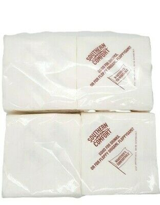 400 Southern Comfort Napkins Soft Party Guests