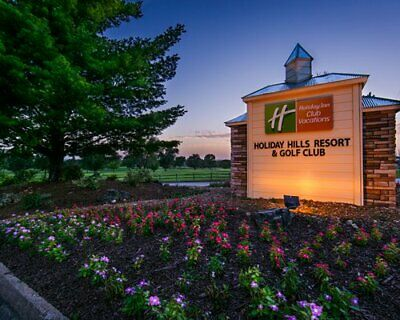 Holiday Inn Club AT Holiday Hills, BRANSON, MO 7 NIGHTS 4TH OF JULY WEEK