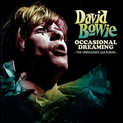 DAVID BOWIE OCCASIONAL DREAMING - UNRELEASED 2nd ALBUM - CD