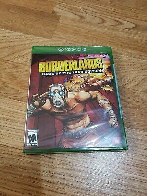 Borderlands: Game of the Year Edition (2019) XBOX ONE EDITION XB1