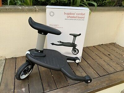 Bugaboo Comfort Wheeled Board With Seat, Excellent Condition