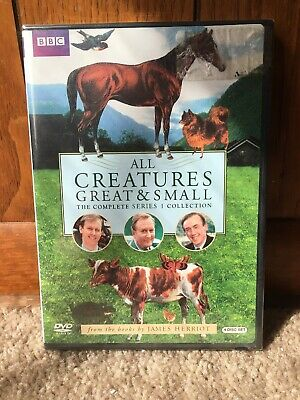 All Creatures Great And Small Series 1 DVDs