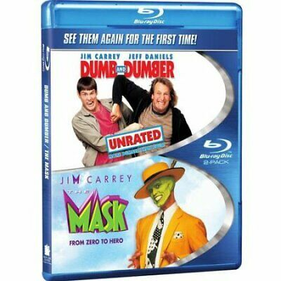 The Mask / Dumb And Dumber Double Feature (Blu-ray)