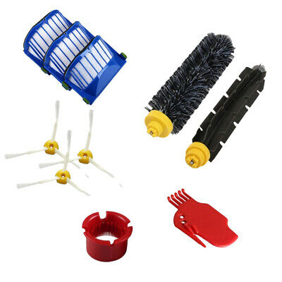 10 in 1 Vacuum Cleaner HEPA Filter Brush Replacement Parts For 600 Series
