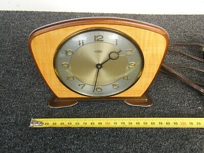 vintage retro Metamec clock,electric.