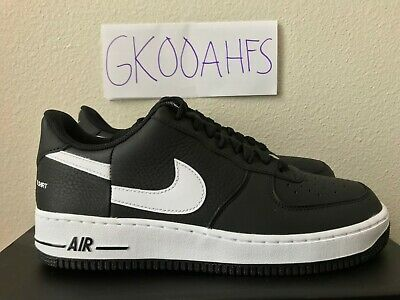pretty nice 7aa30 17795 SUPREME X COMME des Garcons CDG Nike Air Force 1 Low Black 9.5