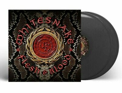 Whitesnake Flesh & Blood VINYL FRONTIERS RECORDS preorder