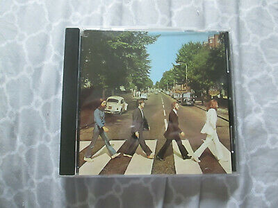 Abbey Road by The Beatles (CD, Oct-1987, Capitol) REMASTERED