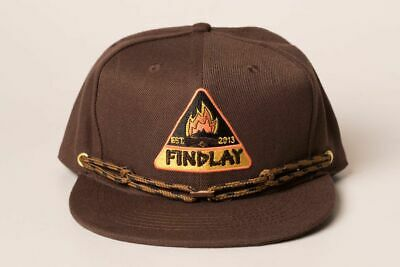 94a84fbc BRAND NEW FINDLAY Hats SPACE CAMO Snapback Hat GREEN LIMITED ...
