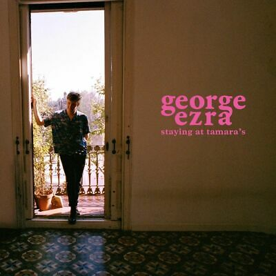 Staying at Tamara's - GEORGE EZRA (Album) CD (Damaged Box) Rapid Dispatch
