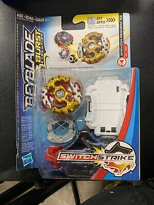 Beyblade Burst Evolution SwitchStrike Starter Pack Spryzen Requiem S3