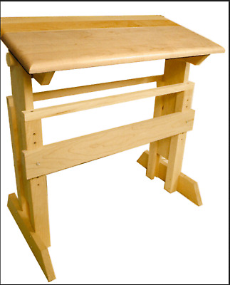 Leclerc Looms Canada - Wooden Rocking Weaving Bench 6384-7000