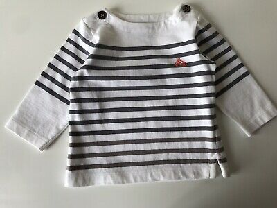 Jacadi Baby Cotton Sweater 6 Month
