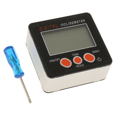 Digital LCD Level Box/Protractor/Angle Finder/Level Gauge Inclinometer/IP54
