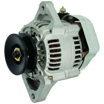 New Alternator For John Deere Tractor 4410 4500 4510 4600 4610 4700 4710 Am87990