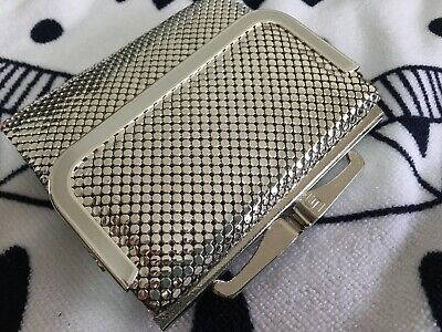Glomesh Silver Wallet Perfect *Express Post*