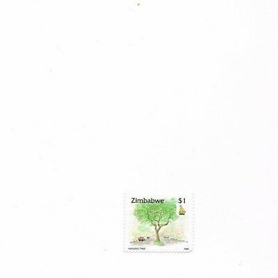 Zimbabwe stamp 1995 Hanging Tree - collector stamps
