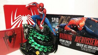 Marvel Spider-Man PS4 Statue (Statue Only)