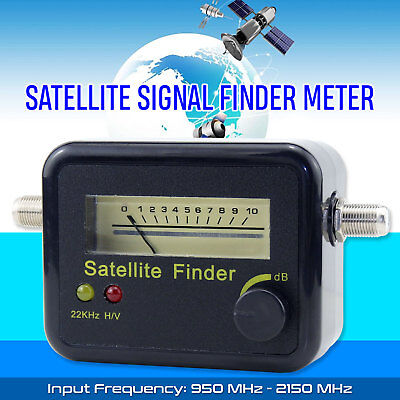 SAT FINDER KIT For Satellite Dish Alignment TV Aerial