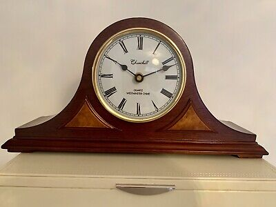 Churchill Westminster Chime Mantel Clock