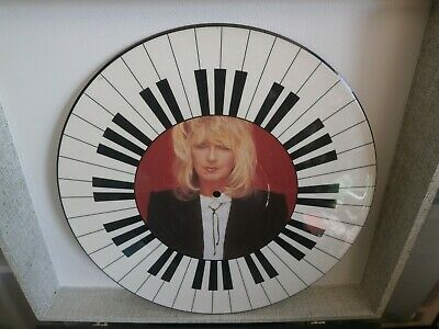 "Christine McVie (Fleetwood Mac) 12"" Vinyl Single Picture Disc ""Got a Hold On Me"""