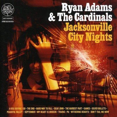 Audio CD JACKSONVILLE CITY NIGHTS Ryan & The Cardinals Adams Lost Highway Nuovo