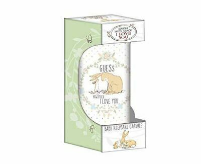 Guess How Much I Love You Time Capsule New Baby Keepsake Gift