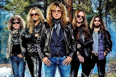 Whitesnake - Live Concert LIST - David Coverdale - Deep Purple - Flesh & Blood
